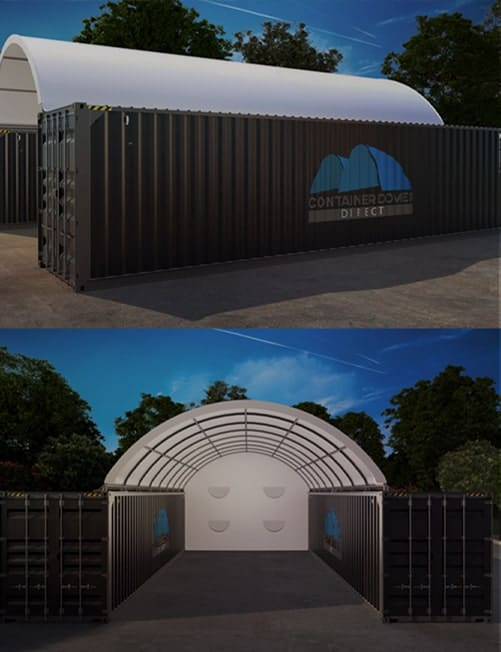 Container Domes