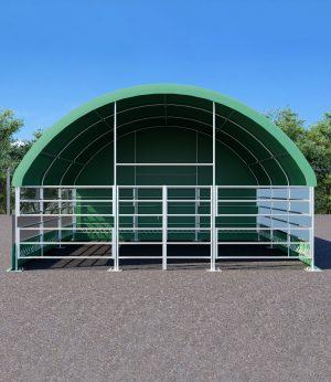 Livestock Shelter (6 x 6m x 3.7H)