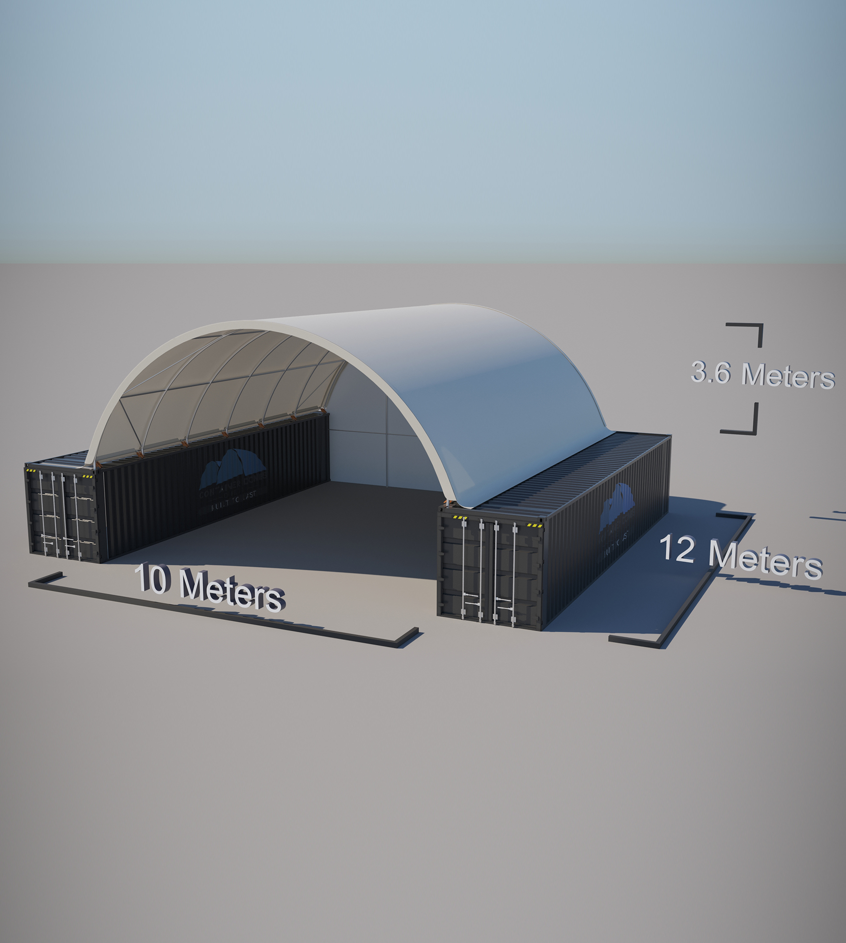 dome shed