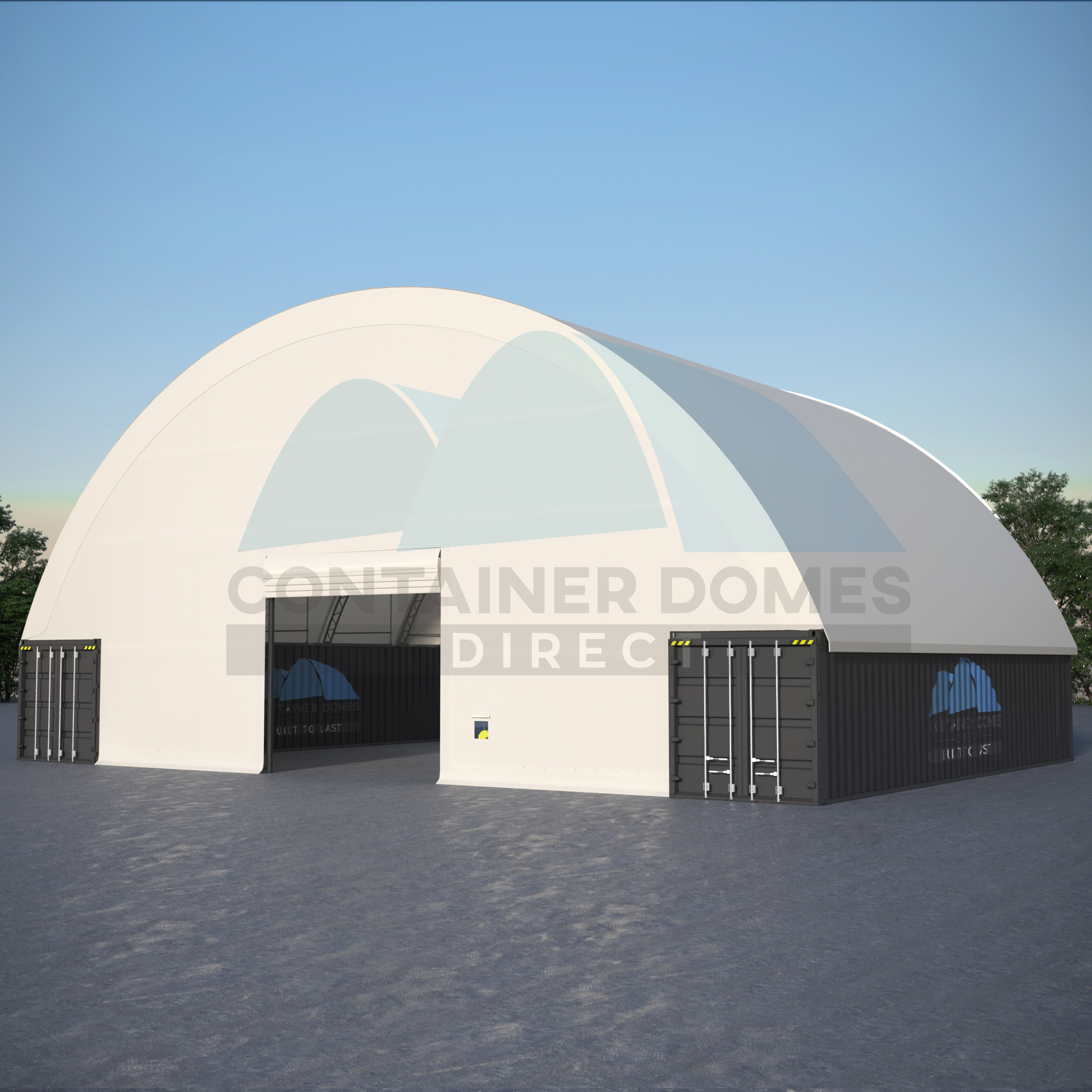 container dome
