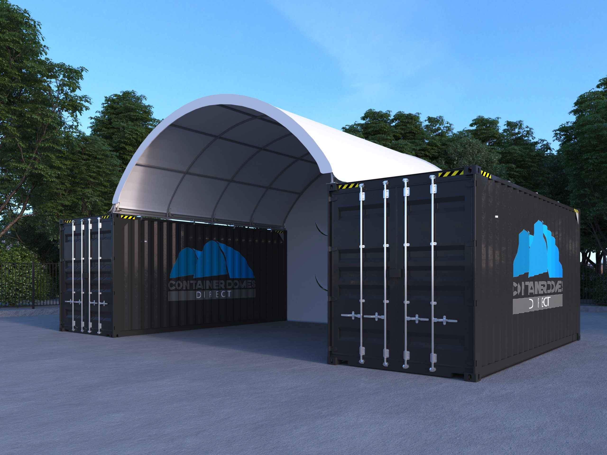 20ft Container Domes