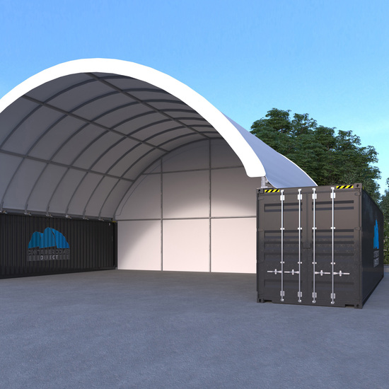 40ft Container Domes